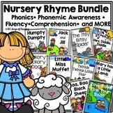 Nursery Rhyme Bundle Perfect for Tutoring or Summer School