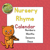 Nursery Rhyme Calendar Set