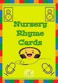Nursery Rhyme Cards | Printable |