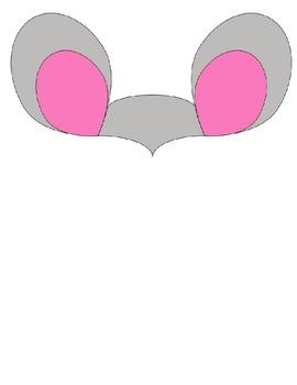 Nursery Rhyme Character Photo Props