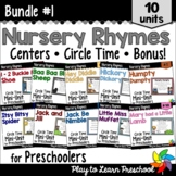 Nursery Rhyme Circle Time Units