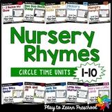 Nursery Rhyme Circle Time Units