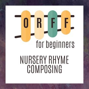 FREE Nursery Rhyme Composing