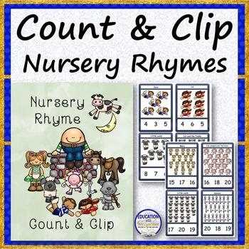 Nursery Rhyme Count and Clip