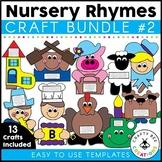 Nursery Rhyme Crafts Bundle 2