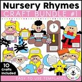 Nursery Rhyme Crafts Bundle 1