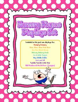 Nursery Rhyme Displays