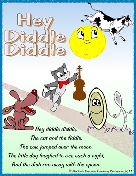 Nursery Rhyme Displays
