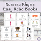 Nursery Rhyme Easy Read Books