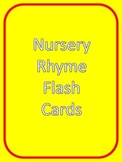 Nursery Rhyme Flash Card Sample
