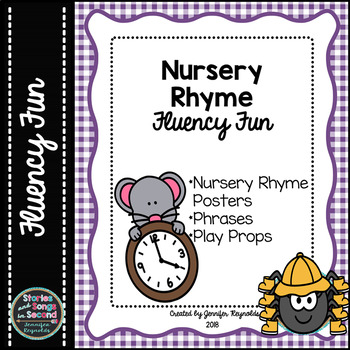 Nursery Rhyme Fluency Fun
