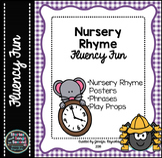 Nursery Rhyme Short Vowel Practice and Fluency Fun