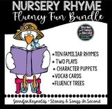 Nursery Rhyme Reading Fluency Fun BUNDLE-Mother Goose