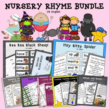 Nursery Rhyme Bundle US