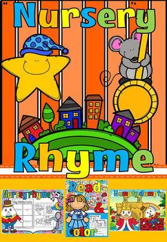 Nursery Rhyme Growing BUNDLE