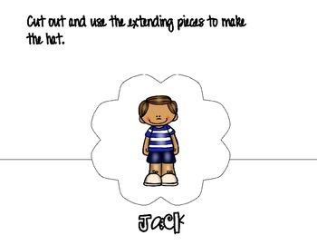 Nursery Rhyme Hat Pack