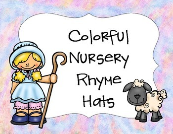Nursery Rhyme Hat Pack