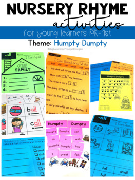 Nursery Rhyme- Humpty Dumpty