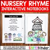 Nursery Rhyme Interactive Notebook