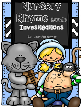 Nursery Rhyme Investigation Bundle
