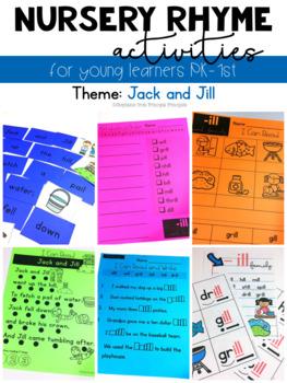 Nursery Rhyme- Jack and Jill