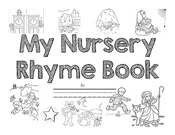 Nursery Rhyme Journal