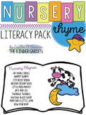 Nursery Rhyme Literacy Pack
