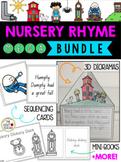 Nursery Rhyme MEGA Bundle *Aligned to Australian Curriculu