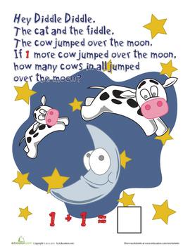 Nursery Rhyme Math