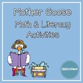 Nursery Rhyme Math & Literacy Activities