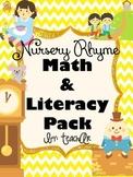 Nursery Rhyme Math & Literacy Unit