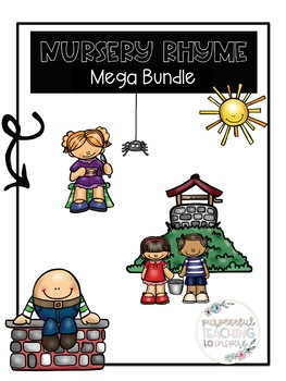 Nursery Rhyme Mega Bundle