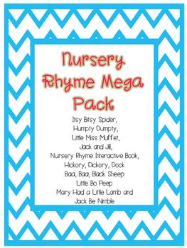 Nursery Rhyme Mega Pack