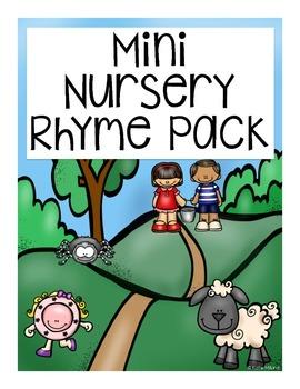 Nursery Rhyme Mini Pack