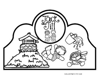 Nursery Rhyme Mini Unit- Jack and Jill Freebie!