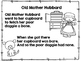 Nursery Rhyme Old Mother Hubbard Center Printables, Games & More
