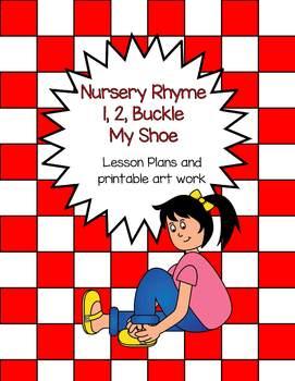Nursery Rhyme - One, Two, Buckle My Shoe
