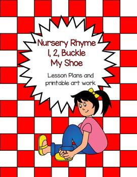 Nursery Rhyme - One, Two, Buckle My Shoe