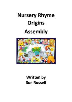 Nursery Rhyme Origins Class Play