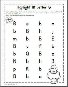 Nursery Rhyme Packet BUNDLE