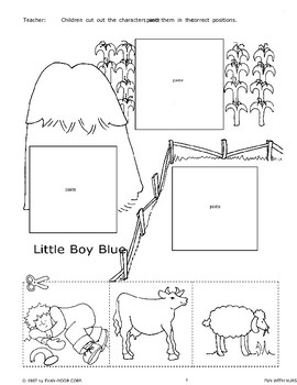 Nursery Rhyme Patterns