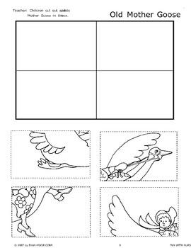 Nursery Rhyme Patterns