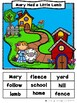 Nursery Rhyme Picture Writing Prompts Kinder - 2nd Grade