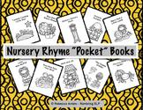"""Nursery Rhyme """"Pocket"""" Books"""
