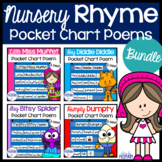 Nursery Rhyme Pocket Chart Bundle