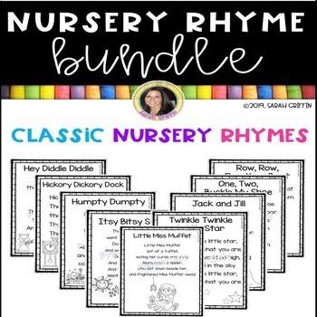 Nursery Rhymes Poems | Bundle