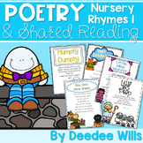 Poetry: Nursery Rhyme Poems