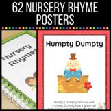 62 Nursery Rhyme Posters