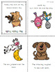 Nursery Rhyme Posters and Mini Books:  Hey Diddle Diddle