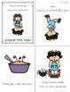Nursery Rhyme Posters and Mini Books:  Little Miss Muffett